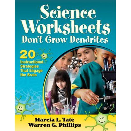 Science Worksheets Don't Grow Dendrites - - Halloween Themed Science Worksheets