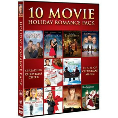 10 MOVIE HOLIDAY ROMANCE PACK (DVD/3DISCS) (DVD) ()