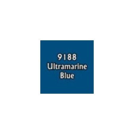 Ultramarine Blue Acrylic Reaper Master Series Hobby Paint .5oz Dropper Bottle Reaper Miniatures