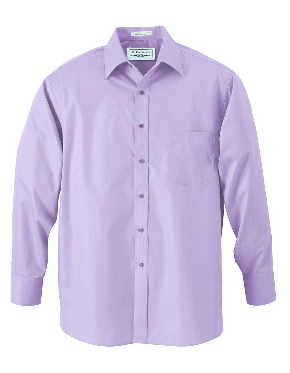 Tuxgear Boys Long Sleeve Formal Button Up Dress Shirt