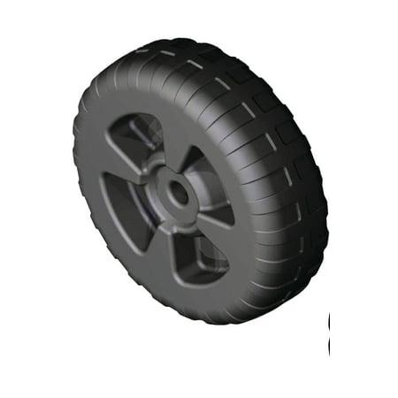Smarte Jack 28197 Heavy Duty Plastic Wheel for Boat Lift (One Wheel)
