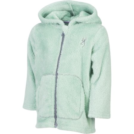 Jacket Teddy Bear Toddler Girls' Green Browning Browning fYHqSg