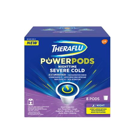 Theraflu power pods