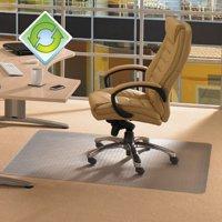 Ecotex, Evolutionmat Standard Pile Chair Mat, 1 Each, Clear
