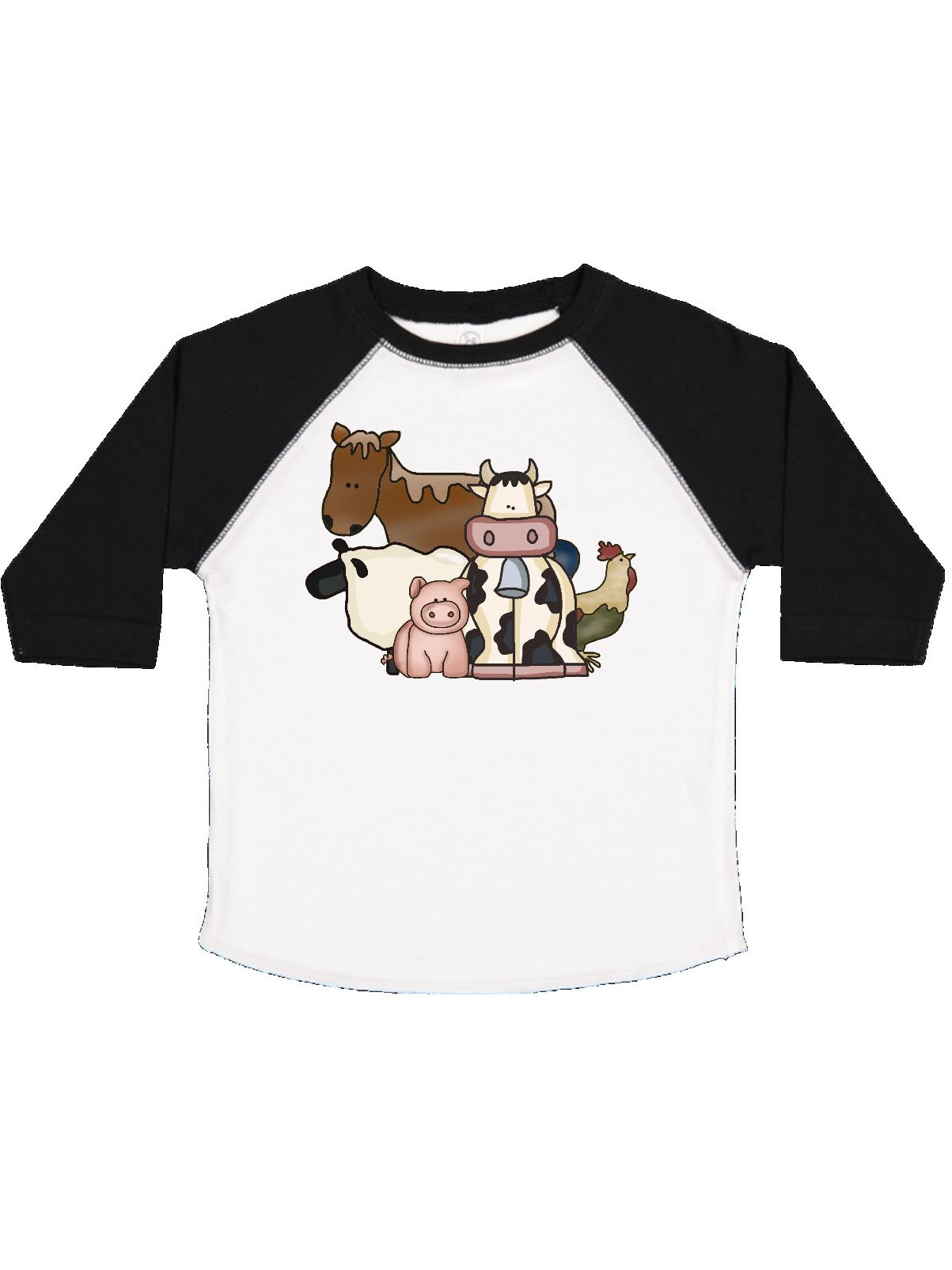critters Toddler T-Shirt