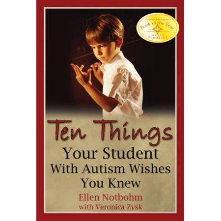 Ten Things Your Student with Autism Wishes You Knew](Top 10 Things To Be For Halloween)