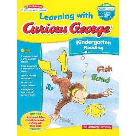 Learning with Curious George Kindergarten Reading](Halloween Short Story Kindergarten)