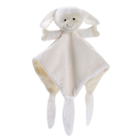 Tailored Newborn Soft Baby Teddy Bear Puppet Toy Gift Snuggle Baby Comforter Blanket BW