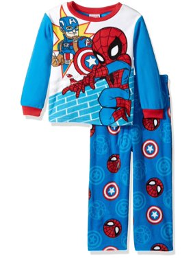 Marvel Boys Universe 2-piece Fleece Pajama Set