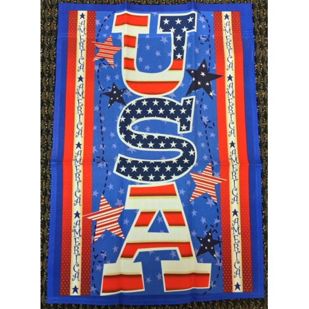12x18 USA Patriotic Garden Flag America Red White Blue 4th of July Banner New