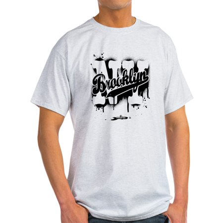 CafePress - Brooklyn NY Graffiti Spray - Light T-Shirt - - Halloween Store Brooklyn Ny