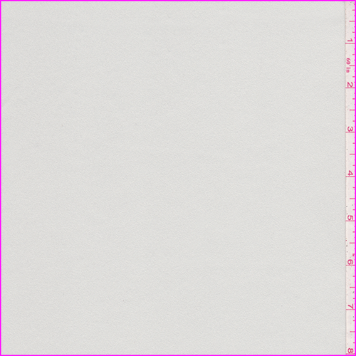 Pale Oyster Grey Satin, Fabric By the Yard