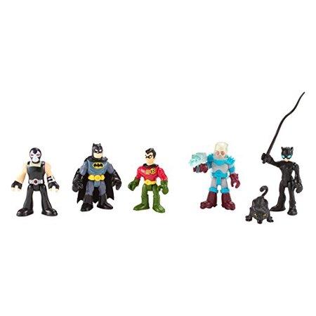 Fisher-Price Imaginext DC Super Friends Batman Heroes & Villains Pack](Female Batman Characters And Villains)
