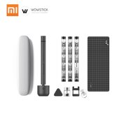 Xiaomi Wowstick 1F Pro 1F+ 56Bits Electric Screwdriver Mini Cordless Alloy Body 3 LED Light Lithium Battery Power with for Mobile Phone Camera Fix Home Tools