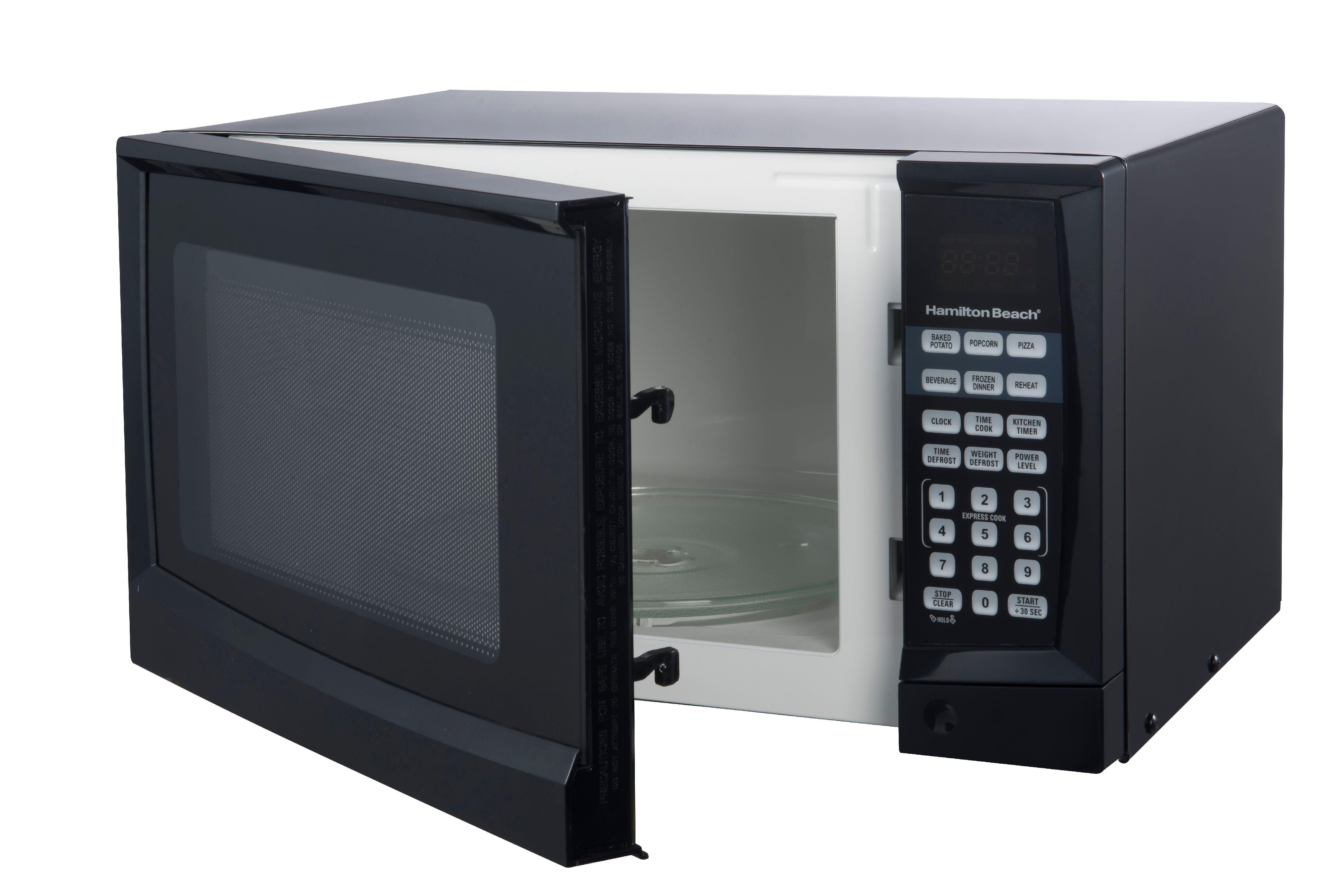 Digital Compact 0 9 Cu Ft Hamilton Beach 900 Watt Bedroom