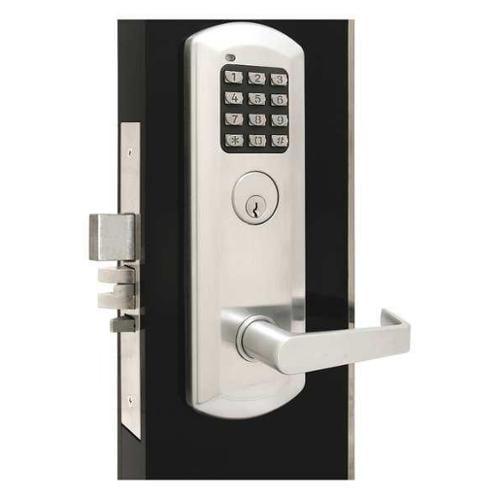TOWNSTEEL XME-2050-G-626 Classroom Lock, Stin Chrome, Gala Lever