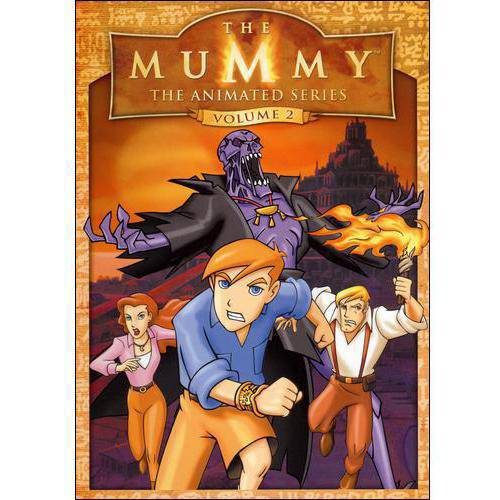 The Mummy: The Animated Series, Volume 2