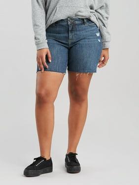 d1ab79fb36f821 Product Image Levi's Women's Plus Size Jean Short