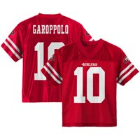 28cacf114 Product Image Youth Jimmy Garoppolo Scarlet San Francisco 49ers Team Color  Jersey