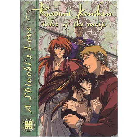Rurouni Kenshin: Tales Of The Meiji - A Shinobi's (Rurouni Kenshin Meiji Kenkaku Romantan Juuyuushi Inbou Hen)