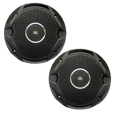 "JBL MS6510-B Boat ATV Marine 6.5"" inch Dual Cone Stereo Black Speakers (Bulk Packaging)"