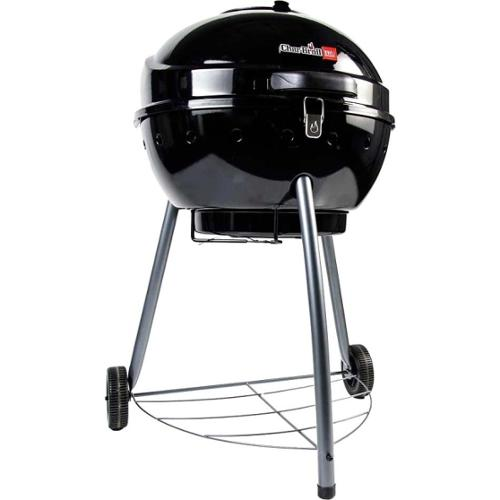 Char-Broil 14301878 Charcoal Grill - 3 Sq. ft. Cooking Area - Black