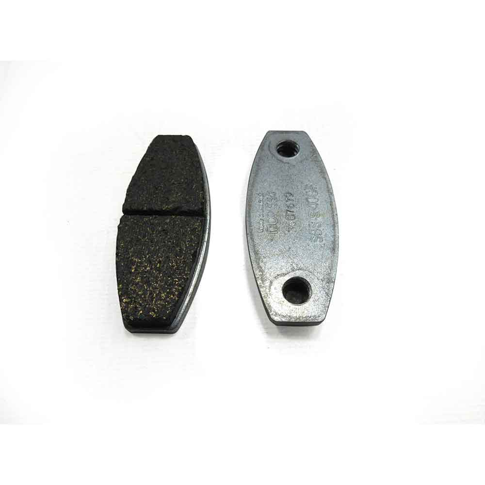 Brake Pads for Steel MCP Caliper