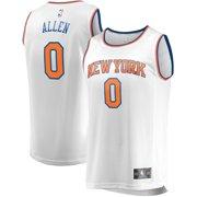 Kadeem Allen New York Knicks Fanatics Branded Youth Fast Break Replica Player Jersey - Association Edition - White