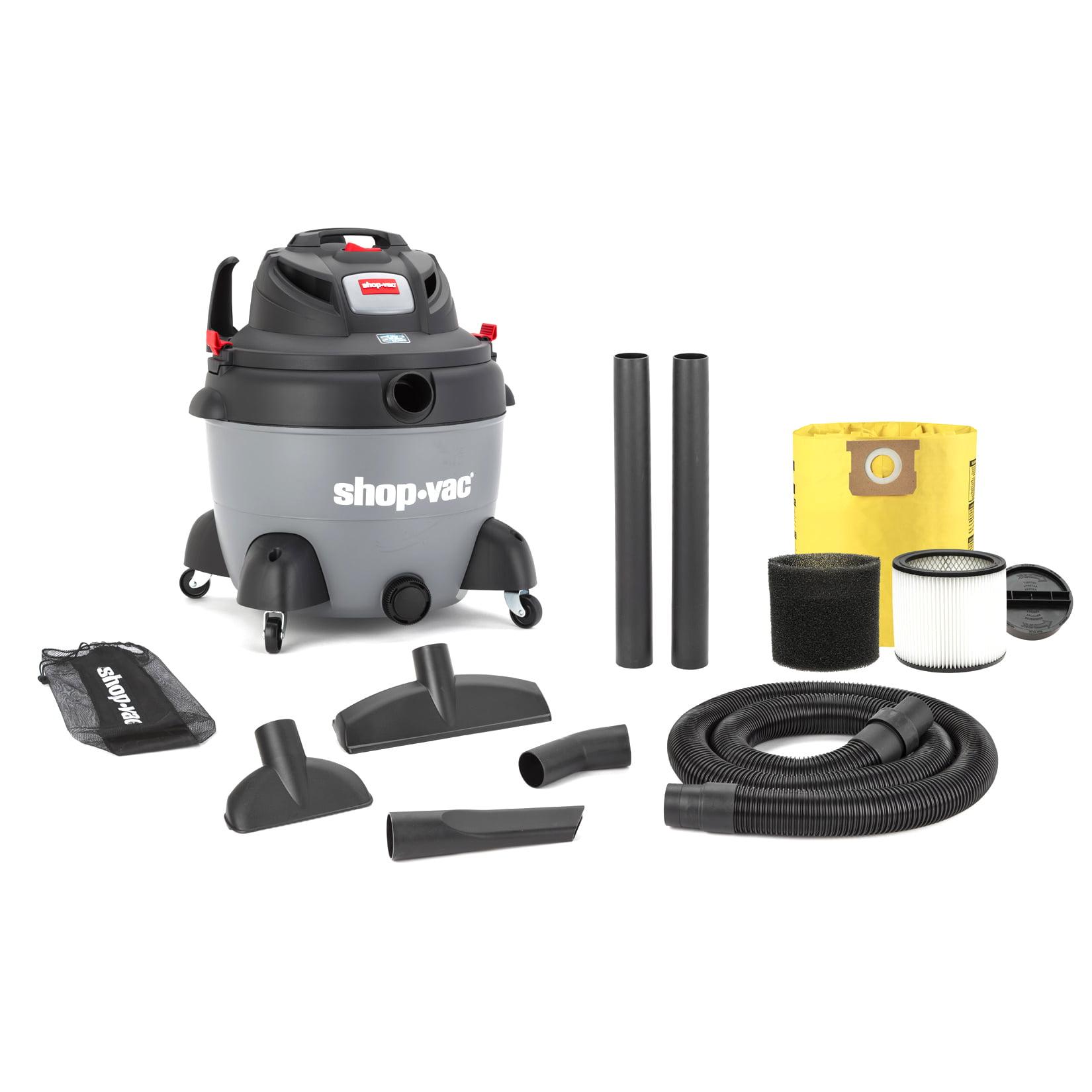 Shop Vac 825-26-00 16 Gallon 6.5 HP Hardware Series SVX2 Wet & Dry Vacuum