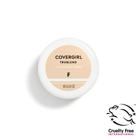 Loose Powder Makeup (COVERGIRL TruBlend Mineral Loose Powder, 100 Fair )