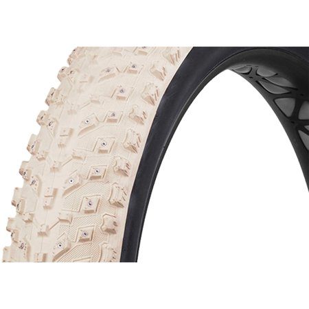 Vee Rubber Snow Avalanche Studded Winter Fat Bicycle (Best Winter Bicycle Tyres)
