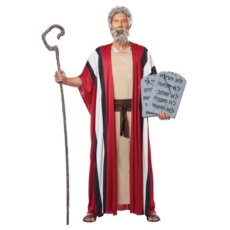 Shepherd Moses Adult Costume - Pageant Robes