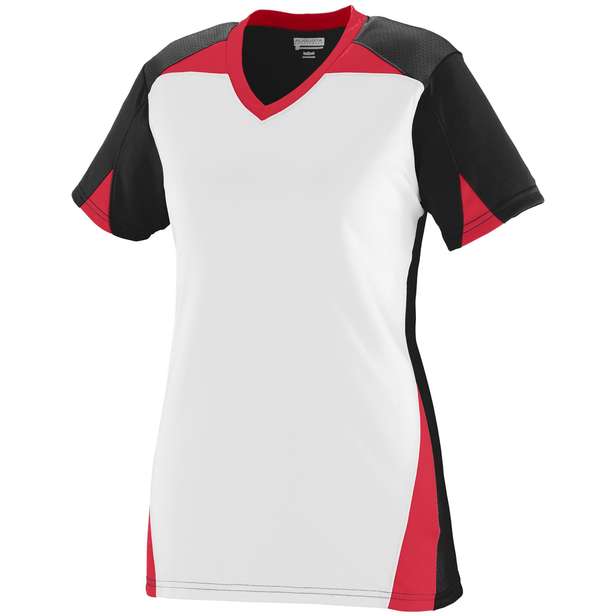 Augusta Sportswear 1366 Teamwear Jersey Matrix Girls