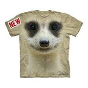 Meerkat Face Youth T-Shirt 15-3443