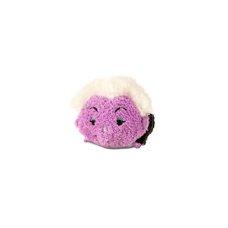 Tsum Tsum Mini Ursula from Ariel The Little Mermaid 3.5 Stuffed Animal Plush (The Little Mermaid Tsum Tsum)