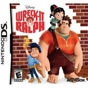 Disney Wreck-It Ralph (DS) - Pre-Owned