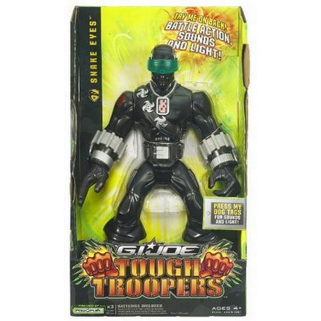 GI Joe Movie Tough Troopers Snake Eyes - Gi Joe Snake Eyes