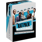 The Rat Pack Ultimate Collectors Edition (Ocean's 11   Robin and the 7 Hoods   4 for Texas   Sergeants 3) by TIME WARNER