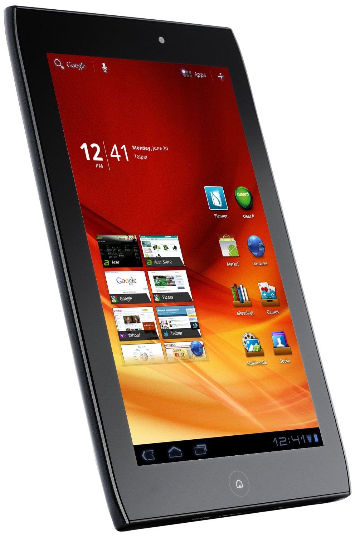 Refurbished Acer A100 07u08w 7 Inch 8gb Android Tablet Walmart Com Walmart Com