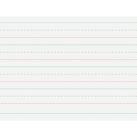 MultiProgram Handwriting Papers Walmart – Wide Ruled Paper Printable