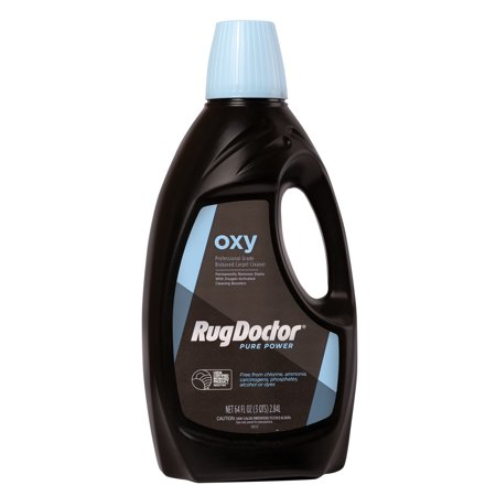 Rug Doctor Pure Power With Oxy Eco Friendly Biobased
