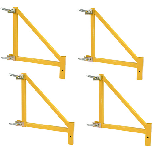 "Pro-Series 18"" Scaffolding Outriggers, 4-Piece Set"