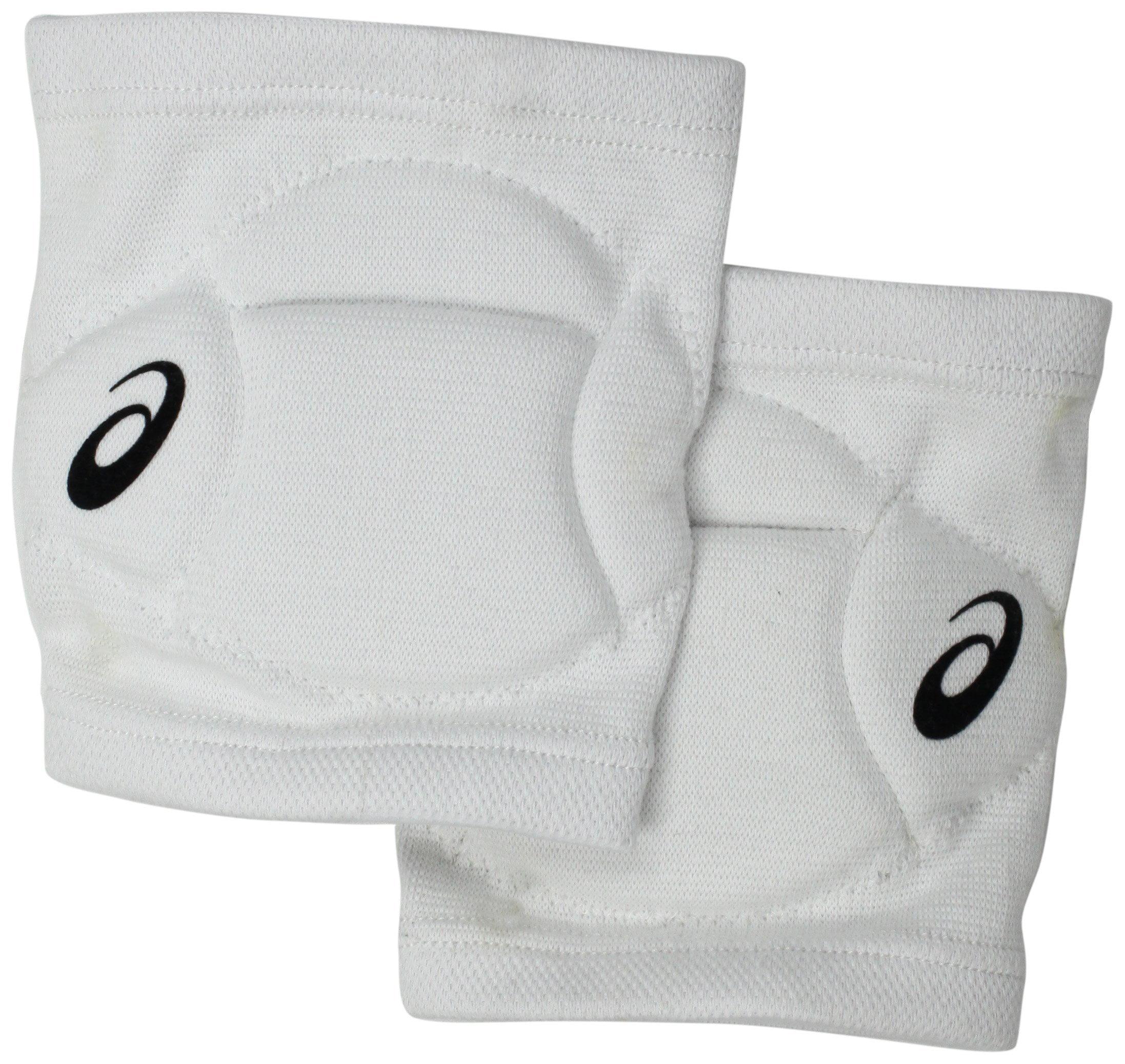 ASICS Setter Knee Pad One Size Fits All White - Walmart.com
