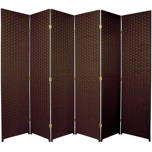 World Menagerie Bhatia 70.75'' x 105'' 6 Panel Room Divider