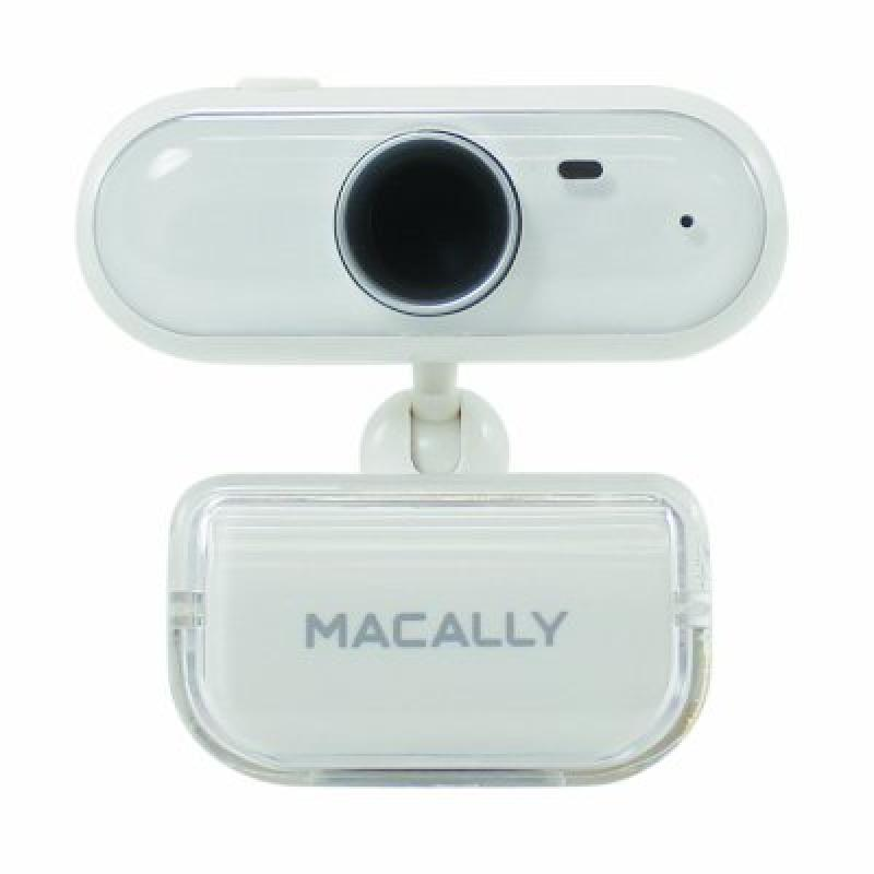 Macally ICECAM2 USB 2.0 Video Web Camera with Built-in Mi...