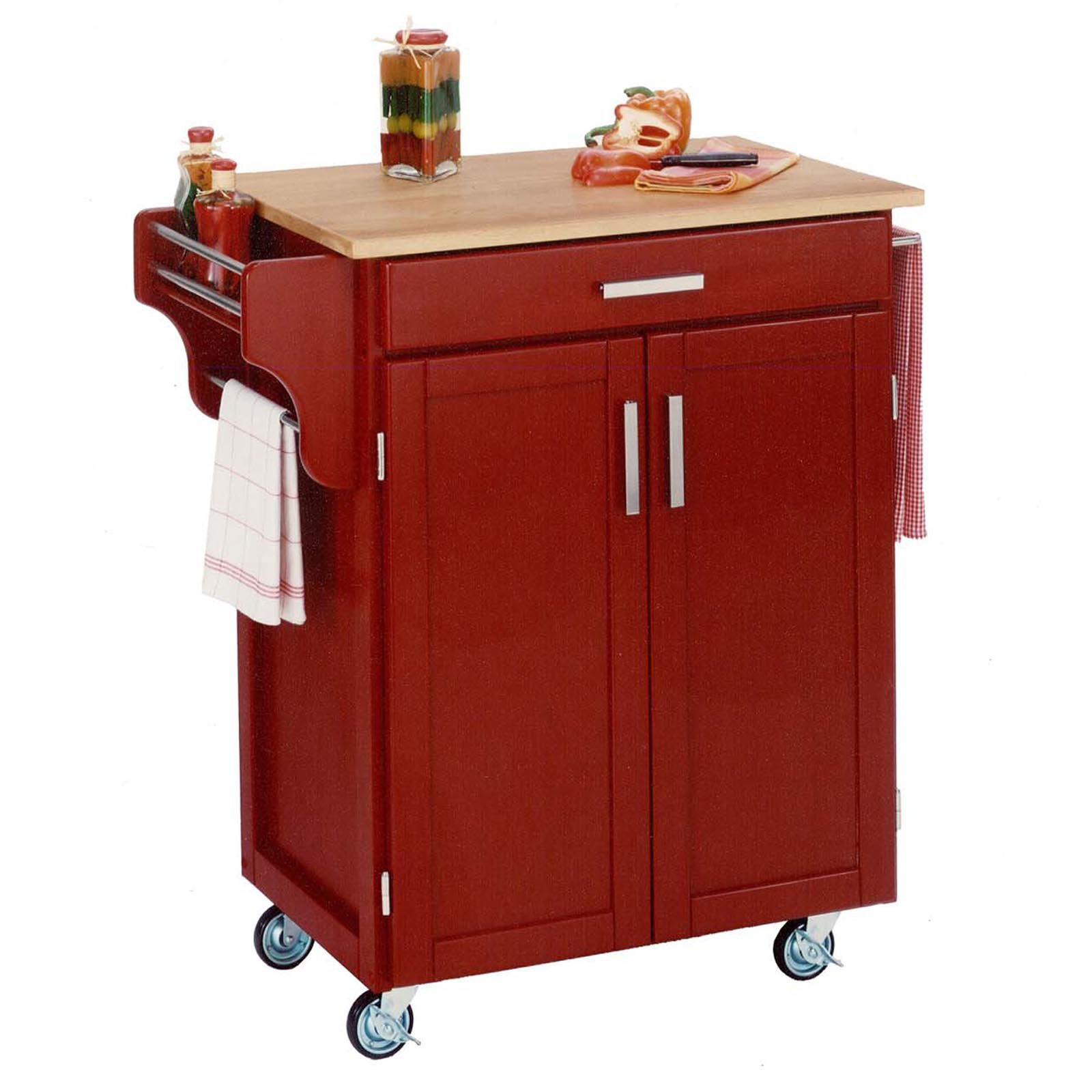 Home Styles Design Your Own Small Kitchen Cart