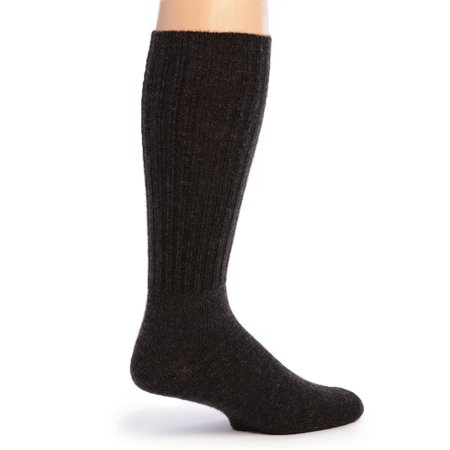 Warrior Alpaca Socks - Ribbed Casual Alpaca - Alpaca Ribbed
