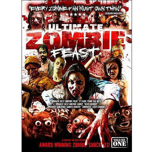 The Ultimate Zombie Feast, Vol. 1