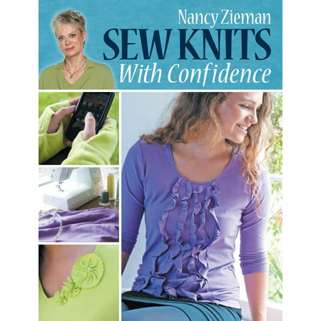 Sew Knits with Confidence (Paperback)