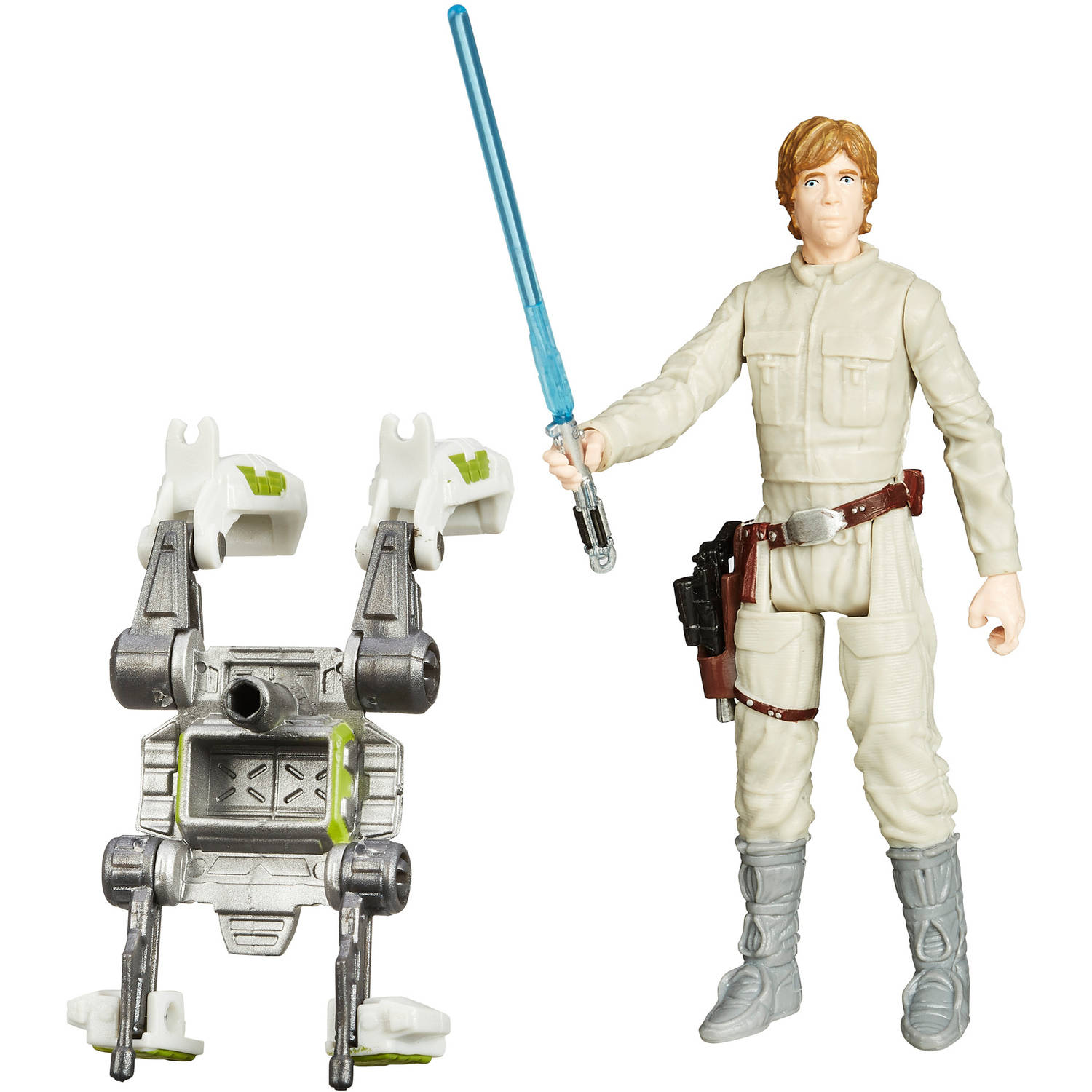 "Star Wars The Empire Strikes Back 3.75"" Figure Forest Mission Luke Skywalker Bespin"
